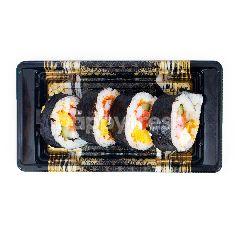 Aeon Sushi Salmon Keju