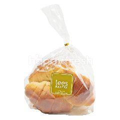 Lees Bakery Roti Gulung Mentega