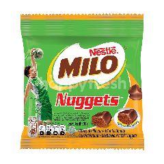 Milo Nuggets Cokelat