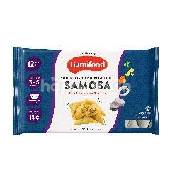 Bumifood Samosa Cumi Ikan dan Sayuran