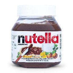 Nutella Selai Coklat dan Hazelnut