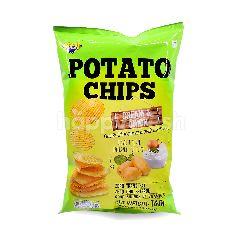 NOI Cream & Onion Potato Chips