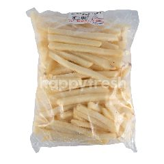 Kentang Goreng Potong Lurus Lapis Mentega Impor