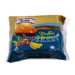 Gardenia Banana & Walnut Muffin