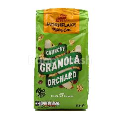 Mornflake Mighty Oats Crunchy Granola Orchard With Sultanas & Apple