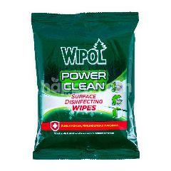 Wipol Power Clean Tisu Basah Disinfektan