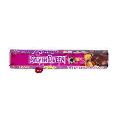 Silver Queen Cokelat Batang dengan Kacang Almond