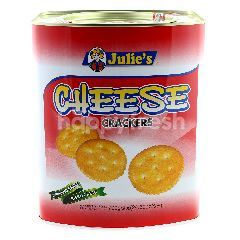 Julie's Cheese Crackers
