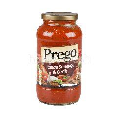 พรีโก้ ไส้กรอกอิตาเลียนและกระเทียม มีต ซอส  666 กรัม