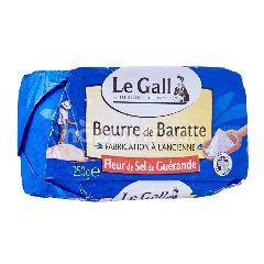 Le Gall Sea Salt Butter 250G