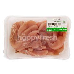 Potongan Daging Ayam untuk Menumis