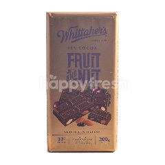 Whittaker's 33% Cocoa Fruit & Nut Milk Chocolate