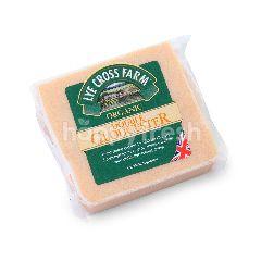 LYE CROSS FARM Organic Double Gloucester English Cheese