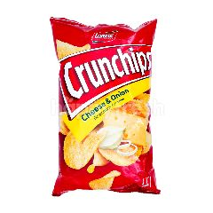 Crunchips Lorenz Crunchips Keju dan Bawang Putih
