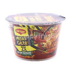 Maggi Pedad Giler Ayam Bakar 2X Instant Noodle