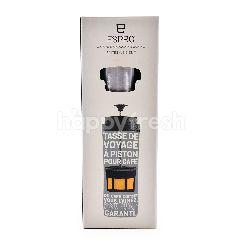 Espro Silver Coffee Travel Press