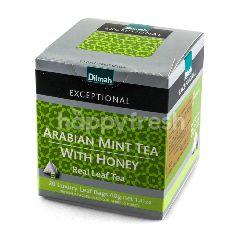 Dilmah Arabian Mint & Honey Real Leaf Tea (20 Tea Bags)