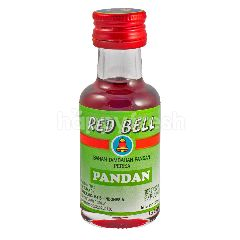 Red Bell Perisa Pandan