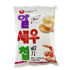 NONGSHIM Shrimp Meat Chip