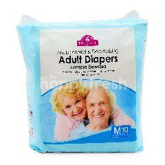 TOPVALU Antibacterial & Deodorising Adult Diapers
