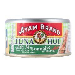 Ayam Brand Tuna Pedas dengan Mayones