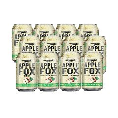 Apple Fox Cider Beer (12 Cans x 320ml)