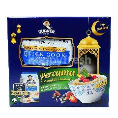 Quaker Quick Cook Oatmeal Ramadhan Edition