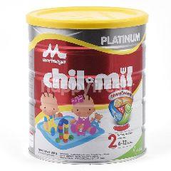 Morinaga Chil Mil Platinum 2 Susu Formula Bayi 6-12 bulan