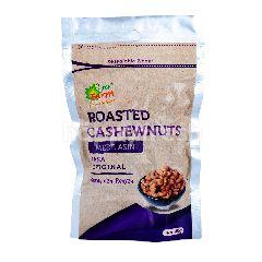 GREEN FARM Kacang Mete Panggang dengan Rasa Original