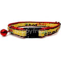 Trustie Cat Collar (Red)