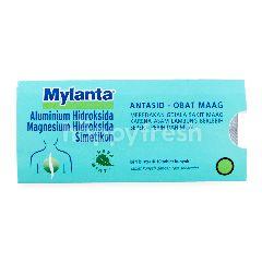Mylanta Antasid Obat Maag Rasa Mint