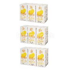 ซัง ซัง (3 แพ็ค) นมถั่วเหลือง ยูเอชที 300 มล. X 6 กล่อง
