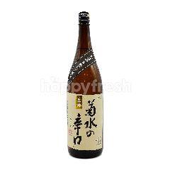 Kikusui Japenese Karakuchi Dry Sake