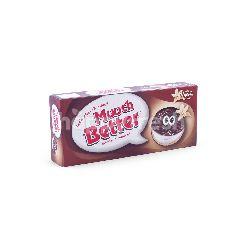 MAYORA Muuch Better Biskuit Cokelat Lapis Vanila