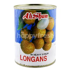 Ali Shan Longans In Heavy Syrup