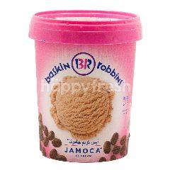 Baskin Robbins Jamoca Ice Cream