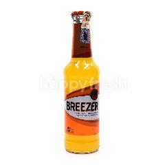 BREEZER Bacardi Breezer Orange Alcohol Mixed Drink
