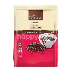 สวีทวิลเลียม สวีท วิลเลี่ยม ช็อกโกแลตชิพ สำหรับทำเบเกอรี่ 150 กรัม