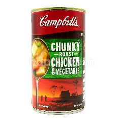 Campbell's Chunky Roast Chicken & Vegetable