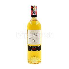 CALVET Sauternes Reserve Du Ciron White Wine