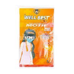 Well Best Masker Bermotif
