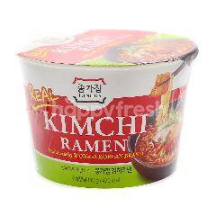 Jongga Kimchi Ramen Bowl 140g