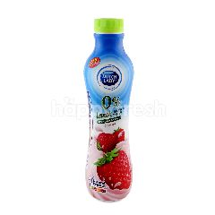 Dutch Lady Yoghurt Drink 0% Fat Strawberry