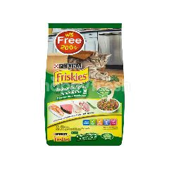 Purina Friskies Adult Indoor Delights Cat Food (Hairball)