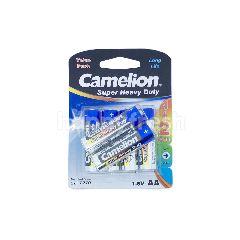 Camelion Super Heavy Duty Batteries AA (6 Pieces)