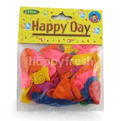 ceria Happy Day Balon Bom Mini
