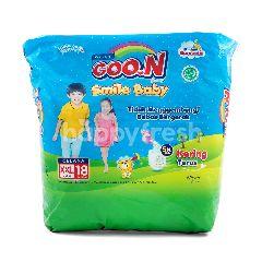 Goo.N Smile Baby Popok Celana Bayi Ukuran XXL (