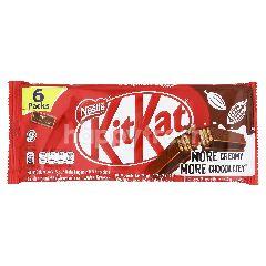 คิทแคท ช็อกโกแลตนมสอดไส้เวเฟอร์