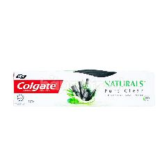 Colgate Naturals Pure Clean Pasta Gigi Arang Bambu dan Mint