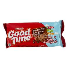 Good Time Kukis Dobel Choco Chip